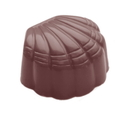 Chocolate World CW2324 Chocolate mould shell small