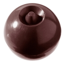 Chocolate World CW2329 Chocolate mould half phere liqueur Ø 30 mm