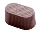 Chocolate World CW2333 Chocolate mould oval basket