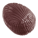 Chocolate World CW2350 Chocolate mould egg shell 33 mm