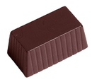 Chocolate World CW2357 Chocolate mould square block