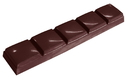 Chocolate World CW2377 Chocolate mould bar block 5