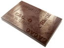 Chocolate World CW2393 Chocolate mould tablet 1kg