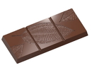 Chocolate World CW2433 Chocolate mould tablet leaf 52 gr