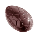 Chocolate World E7002-150 Chocolate mould egg croco 150 mm