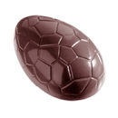 Chocolate World E7002-175 Chocolate mould egg croco 175 mm