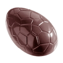 Chocolate World E7002-230 Chocolate mould egg croco 230 mm