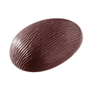 Chocolate World E7003-200 Chocolate mould egg bark 200 mm