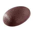 Chocolate World E7003-230 Chocolate mould egg barc 230 mm