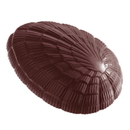 Chocolate World E7004-175 Chocolate mould egg shell 175 mm