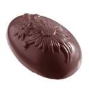 Chocolate World E7005-150 Chocolate mould egg ox-eye 150 mm
