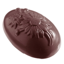 Chocolate World E7005-200 Chocolate mould egg ox-eye 200 mm