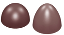 Chocolate World E7009-150 Chocolate mould egg horizontal 150 mm