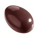 Chocolate World HA16 Chocolate mould egg smooth 445 mm
