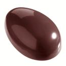 Chocolate World HA64 Chocolate mould egg smooth 640x430 mm