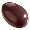 Chocolate World HA900 Chocolate mould plain egg  900 mm