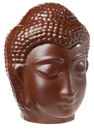 Chocolate World HM008 Chocolate mould magnetic budha 150 mm