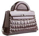 Chocolate World HM015 Chocolate mould magnetic purse 170 mm