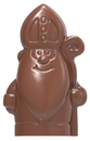 Chocolate World HM016 Chocolate mould magnetic St Nicholas 150 mm