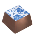 Chocolate World L014118 Transferts Blue porcelain