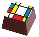 Chocolate World L09610 Transfers Mondrian