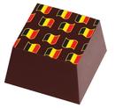 Chocolate World L11616 Transfers Belgische vlag