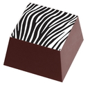 Chocolate World L588002 Transfers Zebra