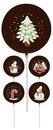 Chocolate World LF004307 Transferts Bucco