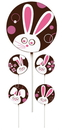 Chocolate World LOL9K2N Transfer lolly bram