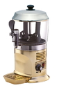 Chocolate World M1088-G Hot chocolate dispenser 5 L Gold 220V