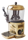 Chocolate World M1089-G Hot chocolate dispenser 3 L Gold 220V