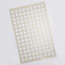 Chocolate World M1156 Rubber mats O 30 x 2 mm