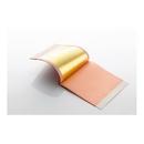 Chocolate World M1198-T Gold leaves 'Transfers' 23 ca. 25 pcs