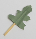 Chocolate World MAD00839 Carrot leaves - 288 pcs