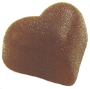 Chocolate World SI8006 Silicone mould heart - 10 cc