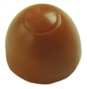 Chocolate World SI8016 Silicone mould bullet - 7 cc