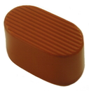 Chocolate World SI8513 Silicone mould oval - 21 cc