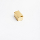 Chocolate World SIL9034 Ballotin gold for 2 chocolates (50 pcs)