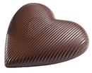 Chocolate World T0036 Vivak heart-stripes 195 mm