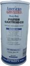 WGCHD American Plumber Undersink Filter Replacement Cartridge
