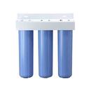 160168 / BBFS-222 Pentek Three Housing Filter System