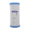 Hydronix CB-45-1001 Replacement Carbon Water Filter  10-inch x 4.5-inch (1 Micron)