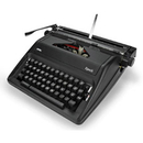 Royal Epoch Manual Portable Typewriter, ADLEPOCH
