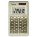 Canon Ls-270G - Pocket Calculator - 8 Digits - Solar Panel, Battery, CNMLS270G