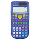 Casio Fx55+ Dual Power - 10+2 Digit Fraction Calc