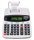 Victor 1310 10-12 Digit - Huge Print Thermal Calc