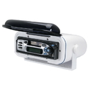 PolyPlanar Stereo Weather Enclosure - White