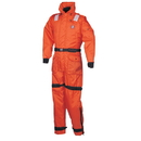 Mustang Deluxe Anti-Exposure Coverall & Worksuit - MED