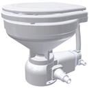 Raritan Sea Era Marine Size Electric Toilet - Integral Pump - Straight & 90 Degree Discharge - 12v