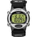 Timex Expedition Mens Chrono Alarm Timer Silver/Black